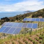 Ed Sappin image of solar panel